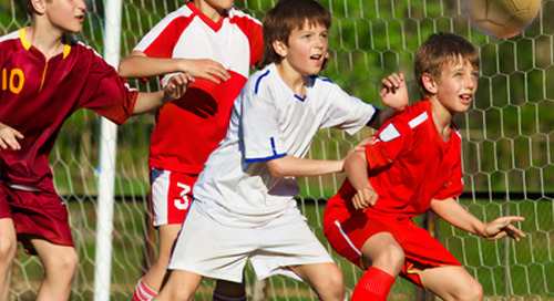 Start a youth sports league