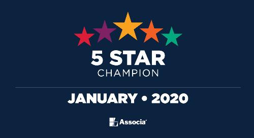 5 Star Champions | January 2020