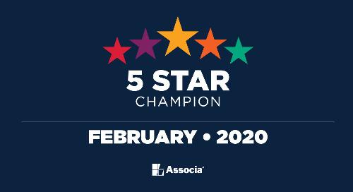 5 Star Champions | February 2020