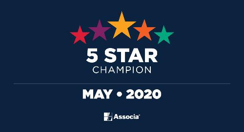 5 Star Champions | May 2020