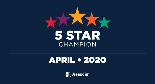 5 Star Champions | April 2020