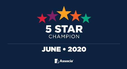 5 Star Champions | June 2020