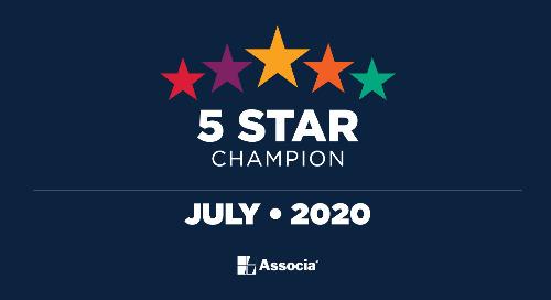 5 Star Champions | July 2020