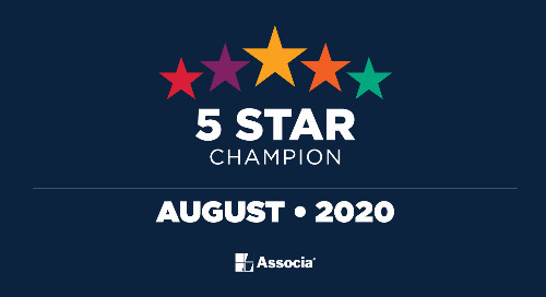 5 Star Champions | August 2020