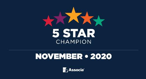5 Star Champions | November 2020