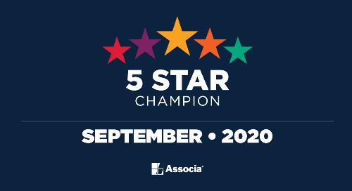 5 Star Champions | September 2020