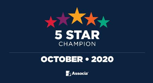 5 Star Champions | October 2020