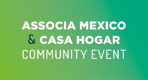Associa Mexico & Casa Hogar Community Event