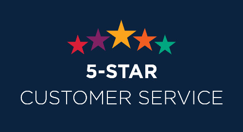 Our 5-Star Customer Service