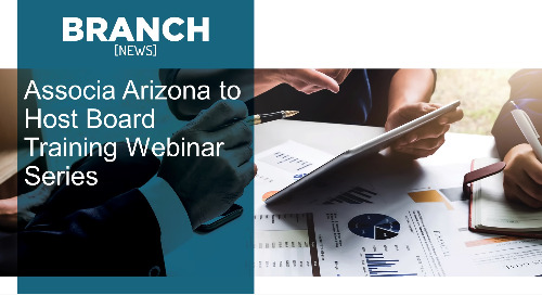 Associa Arizona to Host Board Training Webinar Series