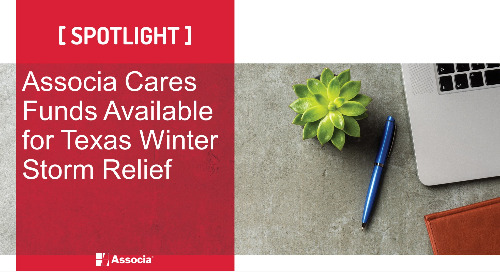 Associa Cares Funds Available for Texas Winter Storm Relief
