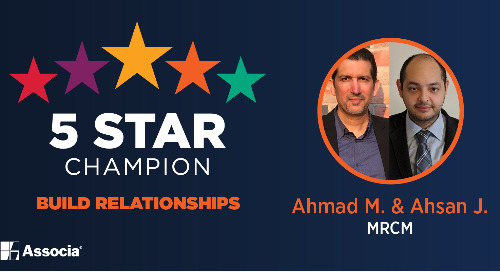 February 2021 5 Star Champion: Ahmad Muhammed and Ahsan Jamil