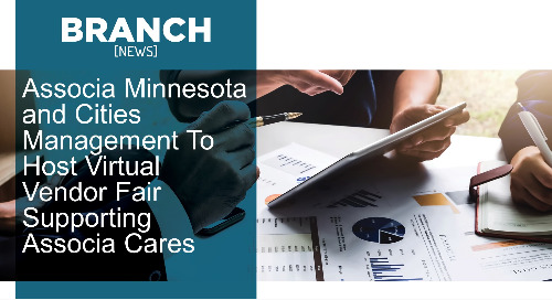 Associa Minnesota and Cities Management To Host Virtual Vendor Fair Supporting Associa Cares