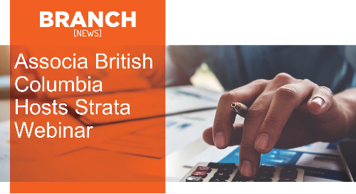 Associa British Columbia Hosts Strata Webinar