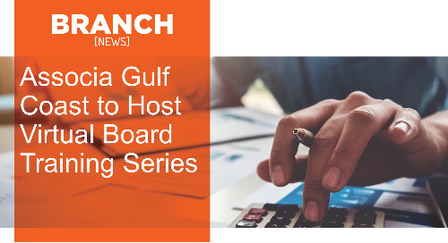 Associa Gulf Coast to Host Virtual Board Training Series