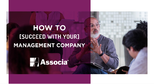 How to Succeed with Your Management Company