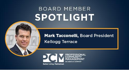 Board Member Spotlight: Mark Tacconelli