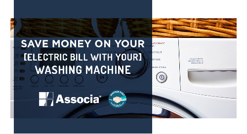 Partner Post: Save Money On Your Electric Bill With Your Washing Machine