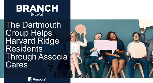 The Dartmouth Group Helps Harvard Ridge Residents Through Associa Cares