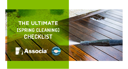 Partner Post: The Ultimate Spring Cleaning Checklist
