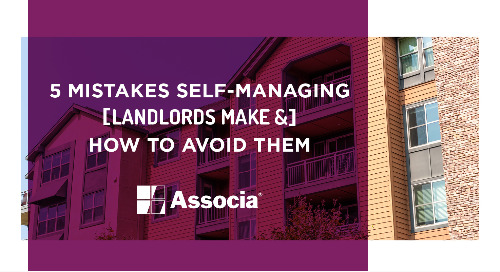 5 Mistakes Self-Managing Landlords Make & How to Avoid Them