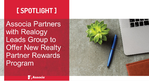 Associa Partners with Realogy Leads Group to Offer New Realty Partner Rewards Program