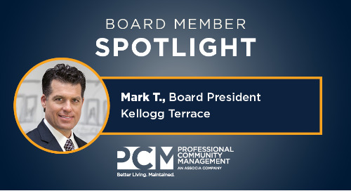 Board Member Spotlight: Mark T.