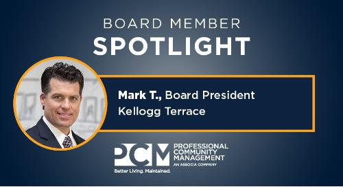 Board Member Spotlight: Mark T.