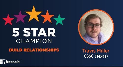 2021 March 5 Star Champion: Travis Miller
