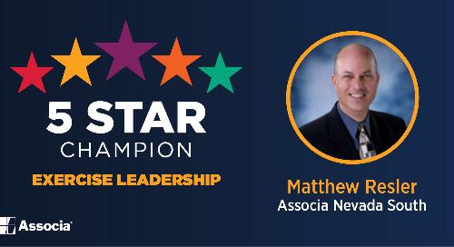 2021 March 5 Star Champion: Matthew Resler