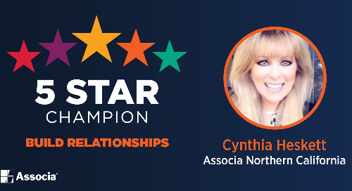 2021 April 5 Star Champion: Cynthia Heskett
