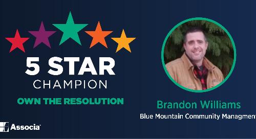 2021 April 5 Star Champion: Brandon Williams