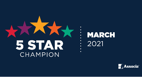 5 Star Champions | March 2021
