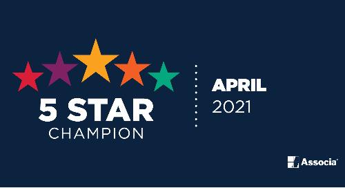 5 Star Champions | April 2021