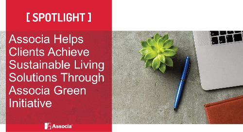 Associa Helps Clients Achieve Sustainable Living Solutions Through Associa Green Initiative