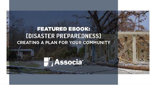 April Featured Ebook: Disaster Preparedness: Creating a Plan for Your Community