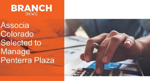 Associa Colorado Selected to Manage Penterra Plaza
