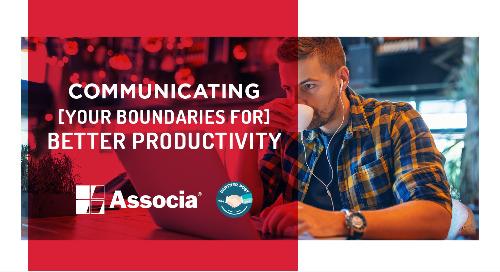 Partner Post: Communicating Your Boundaries for Better Productivity