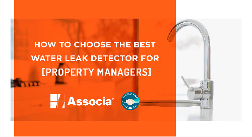 Partner Post: How to Choose the Best Water Leak Detector for Property Managers