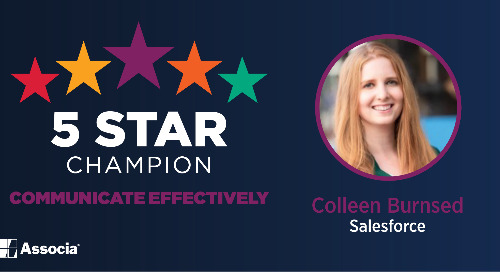 2021 June 5 Star Champion: Colleen Burnsed