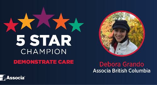 2021 June 5 Star Champion: Debora Grando