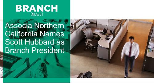 Associa Northern California Names Scott Hubbard as Branch President
