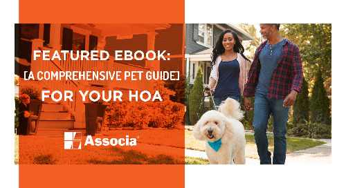 May Featured Ebook: A Comprehensive Pet Guide for Your HOA