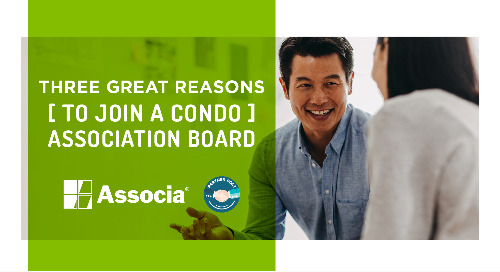 Partner Post: Three Great Reasons to Join a Condo Association Board
