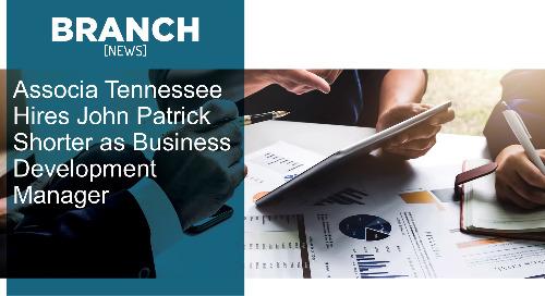 Associa Tennessee Hires John Patrick Shorter as Business Development Manager