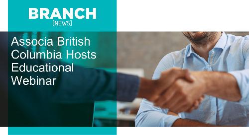 Associa British Columbia Hosts Educational Webinar