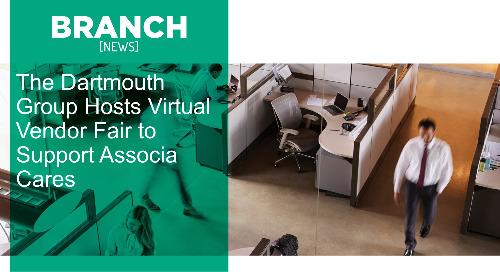 The Dartmouth Group Hosts Virtual Vendor Fair to Support Associa Cares