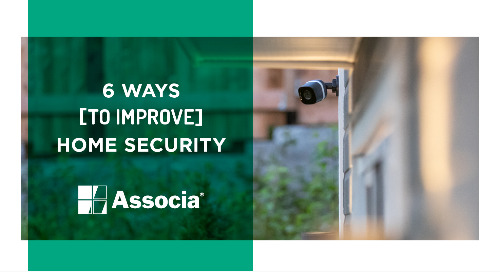 6 Ways to Improve Home Security