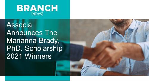 Associa Announces The Marianna Brady, PhD. Scholarship 2021 Winners