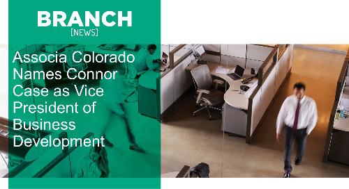 Associa Colorado Names Connor Case as Vice President of Business Development